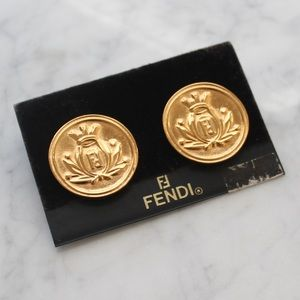 VTG FENDI Earrings